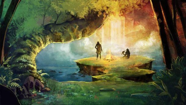 Crônicas de Szaksia - Capítulo 6 - Salmões azuis