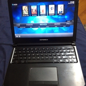 GambiarraBookPi – notebook de baixo custo com RaspberryPi